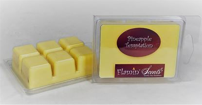 Picture of SOY WAX MELTS - PINEAPPLE TEMPTATION