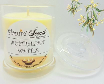 Picture of AUSTRALIAN WATTLE CANDLE