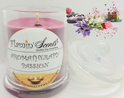 Picture of AROMATHERAPY PASSION CANDLE