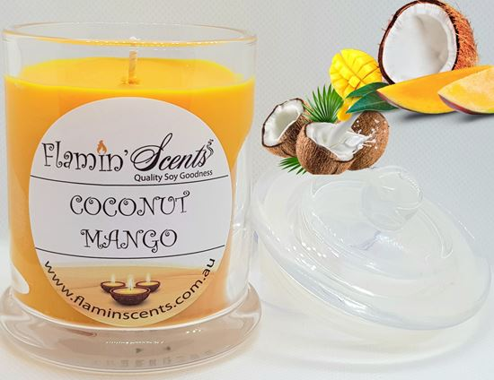 Picture of COCONUT MANGO CANDLE