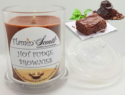 Picture of HOT FUDGE BROWNIES CANDLE