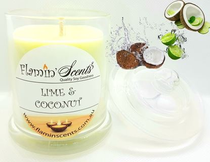 Picture of LIME & COCONUT CANDLE