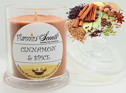 Picture of CINNAMON & SPICE CANDLE