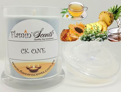Picture of CK ONE (Type) CANDLE CANDLE