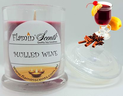 Picture of MULLED WINE CANDLE