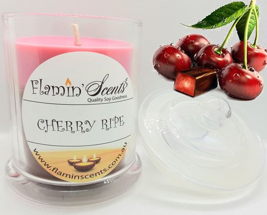 Picture of CHERRY RIPE CANDLE