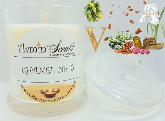 Picture of CHANEL NO 5 (Type) CANDLE