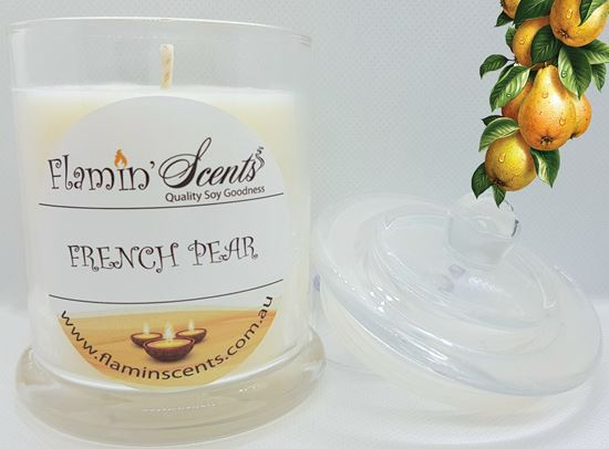 Picture of FRENCH PEAR CANDLE