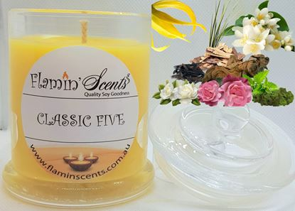 Picture of CLASSIC FIVE CANDLE