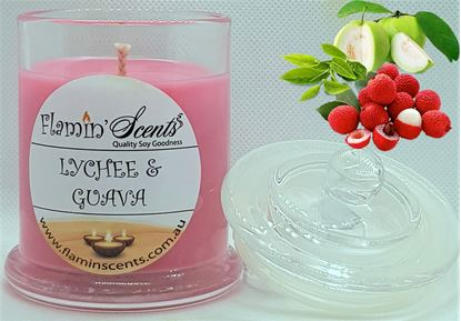 Picture of LYCHEE AND GUAVA CANDLE