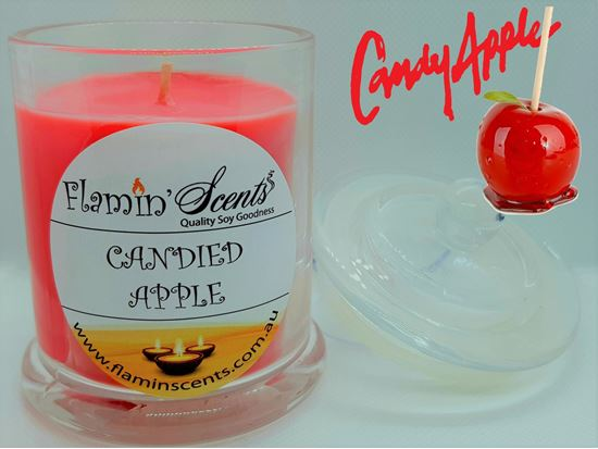 Picture of CANDIED APPLE CANDLE