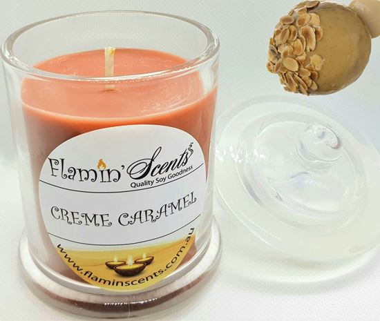 Picture of CREME CARAMEL CANDLE